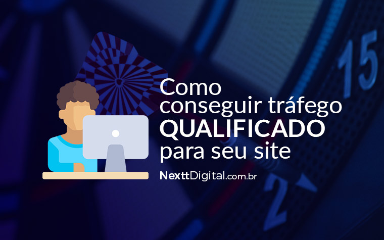 Como conseguir tráfego qualificado para seu site
