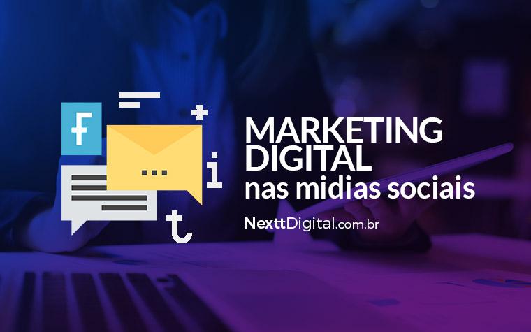 Marketing Digital nas midias sociais; veja o que esta estratégia fará com sua marca